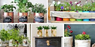 best planters five of the best tin can planters you will want to make pillar box