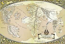 The Best Map Of The World by Warhammer World Warhammer Wiki Fandom Powered By Wikia