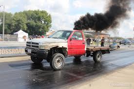Dodge Ram Utility Truck - scheid diesel extravaganza 2016 outlaw diesel super series drag