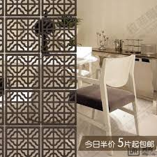 wall hanging wood sculpture screen hanging entrance partition