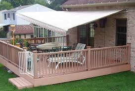 Deck Awnings Retractable Retractable Awnings Photo Gallery Affordable Tent And Awnings
