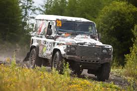 land rover bowler the motoring world after the summer break defender challenge by
