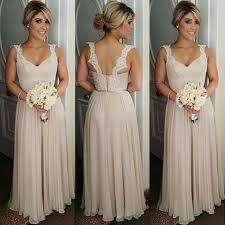 chagne bridesmaid dress 2017 wedding ideas magazine