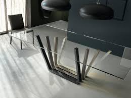 tavoli design cristallo tavoli cristallo modelli pi禮 belli arredo living