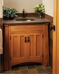 craftsman style bathroom ideas astounding mission style bathroom vanity of magnificent craftsman