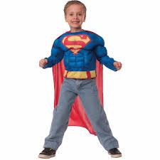 halloween toddler shirt superman muscle shirt child halloween costume walmart com