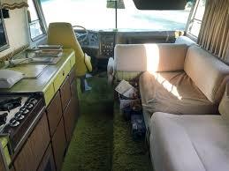 Motor Home Interiors Motorhome Master 1974 Fmc 2900r Motorhome