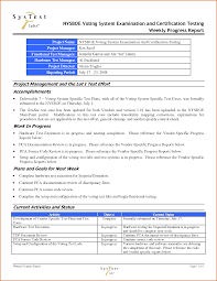 weekly progress report template project management luxury project status report template excel templates design