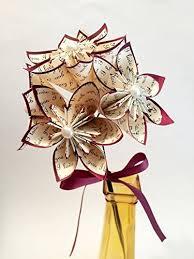 ship flowers 5 i you paper flowers ready to ship handmade