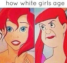 Little White Girl Meme - racially diverse humor album on imgur