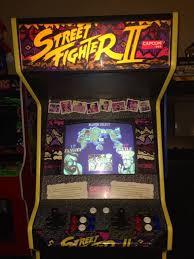Street Fighter 3 Arcade Cabinet Original 1991 Street Fighter Ii