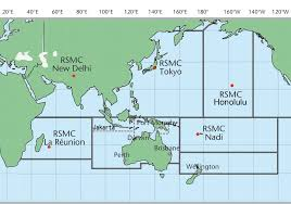 Map Of South Pacific South Pacific Tropical Products Page Satellite Services Division