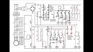 hoist control circuit with elevator electrical wiring diagram