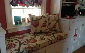 Decorative Seat Cushions Awesome Window Seat Cushions Indoor Pictures Interior Design For