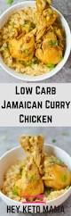 Low Carb Comfort Food Low Carb Jamaican Curry Chicken Hey Keto Mama