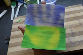 make your own thermocolor color change paint 4 steps with