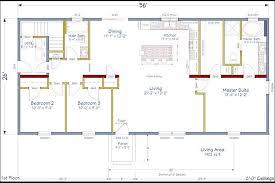 open house plans plan ranch model home open concept house plans 64394