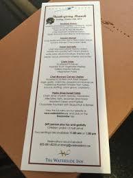 thanksgiving buffet menu the new lunch menu ontario soup