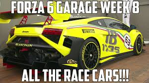 list of all lamborghini cars forza motorsport 6 garage week 8 car list update all the race