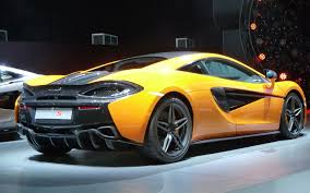 All New Mclaren 570gt Gets Geneva Unveil Pictures Auto A More Affordable Mclaren The 570s The Car Guide