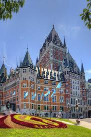 fairmont le chateau frontenac a luxury hotel in old quebec