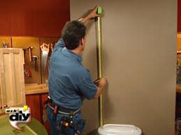 how to hang a medicine cabinet how to install a basic medicine cabinet how tos diy