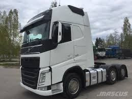 used volvo trucks used volvo fh 500 6x2 tractor units year 2015 price 89 817 for