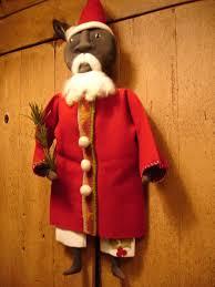 i love audrey u0027s santa it u0027s been featured in folk magazine