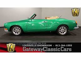 karmann ghia classic volkswagen karmann ghia for sale on classiccars com