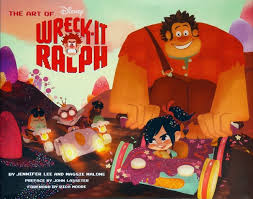 diving wreck ralph wired