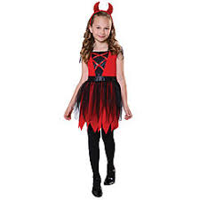 Devil Halloween Costumes Kids Girls U0027 Halloween Costumes Kmart