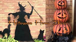 Halloween Home Decorating Halloween Home Decor 2017 Youtube