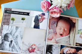 Photo Albums For Babies Album Templates Heirloom Baby Book Baby Album Photo Baby And