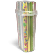 storage containers for wrapping paper wrapping paper storage to