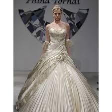 kleinfeld wedding dresses glamorous princess wedding gowns polyvore