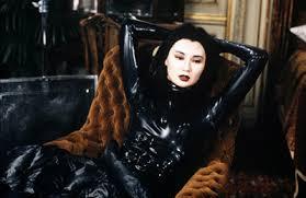 Gillian Anderson Latex - film experience blog beauty break catsuit