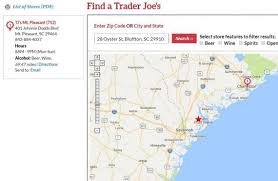 Beaufort Sc Map Bluffton To Trader Joe U0027s How About Now Island Packet