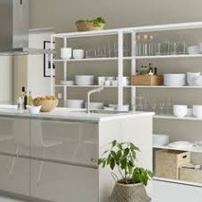 cuisine ikea beige ikea s walnut voxtorp doors are so they aren t even in a