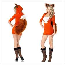 animal costumes foxy animal costumes for women foxy costume