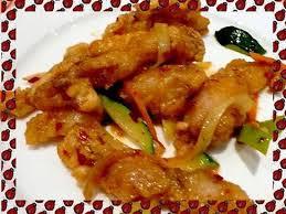 cuisine asiatique recette recette de cuisses de grenouilles marinées et sautées façon asiatique