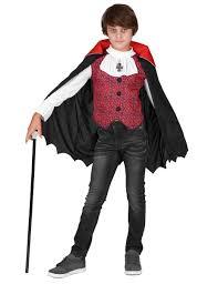 halloween vampire for boys vegaoo