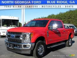 2017 race red ford f250 super duty xlt crew cab 4x4 116286944