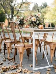 table n chair rentals rustic wooden trestle tables made from reclaimed boards dining