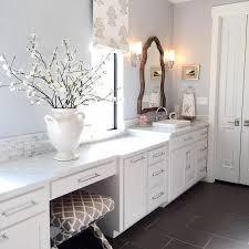 Bathroom White Brick Tiles - silver gray bathroom walls design ideas