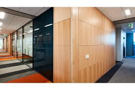 Interior Partition Potters Provide Bespoke Ceiling And Partition Solutions For New