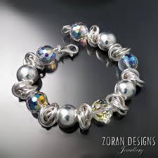 swarovski crystals necklace design images Swarovski crystal jewellery zoran designs jewellery