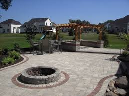 Patio Firepits B T Klein S Landscaping Hardscapes Firepits