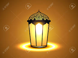 vector glowing lamp design illustration royalty free cliparts