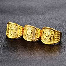 wholesale gold rings images The nansha gold jewelry wholesale plating gold air opening ring fu jpg