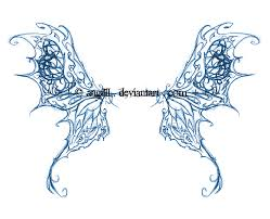 butterfly wings concept by ang3ll on deviantart